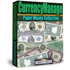 US Paper Money Collecting Software for Currency Collections