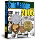 CoinManage Coin Collecting Software
