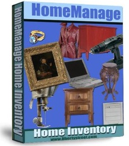 HomeManage Home Inventory Manager